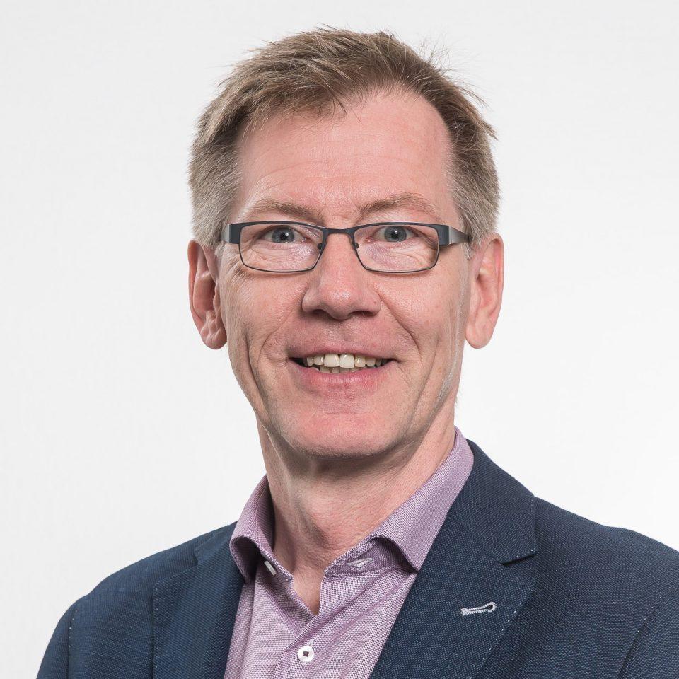 Bild von Dr. Jörg Matzen - Vorstandsmitglied der LV HVHS - nbeb