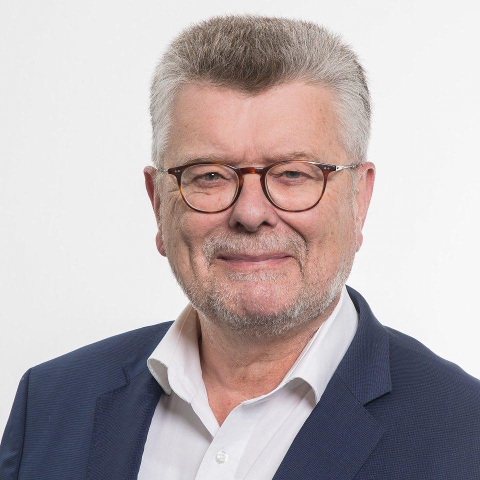 Bild von Prof. Dr. Gerhard Wegner - Vorsitzender des nbeb - nbeb